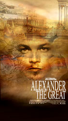 Alexander the Great Concept