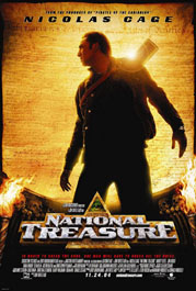 National Treasure Concept by Studio