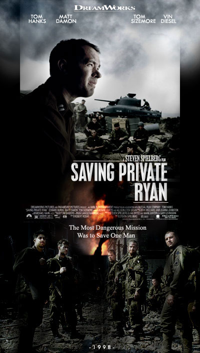 Saving Private Ryan Concept