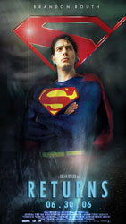 Superman Returns #3 Concept